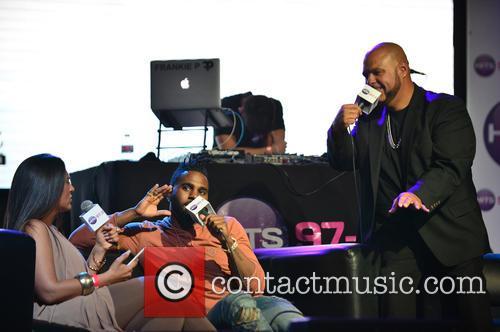 Kimmy B, Jason Derulo and Dj Laz 2