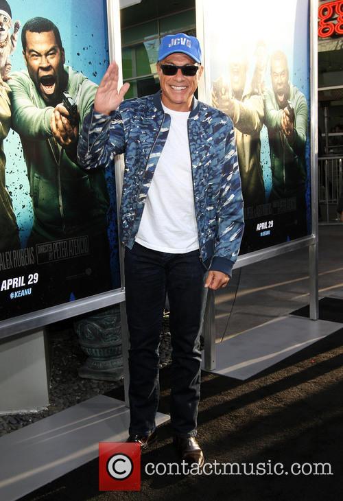 Jean-claude Van Damme 4