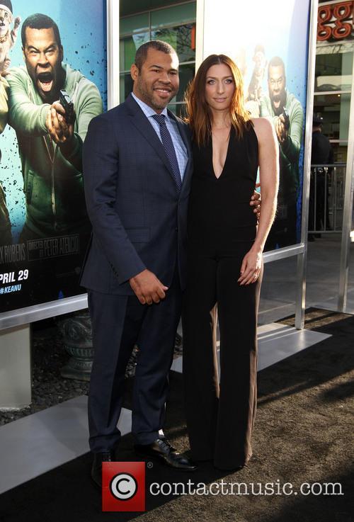 Jordan Peele and Chelsea Peretti 3