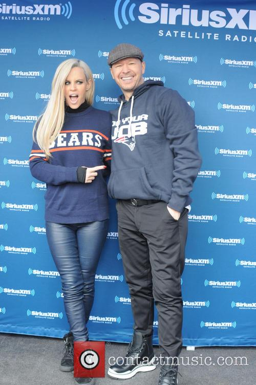 Jenny Mccarthy and Donnie Wahlberg 5