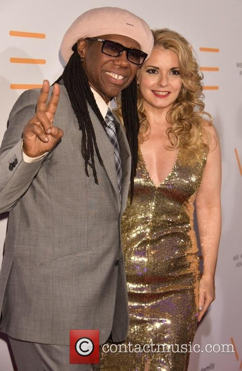 Nile Rodgers and Nancy Hunt 1