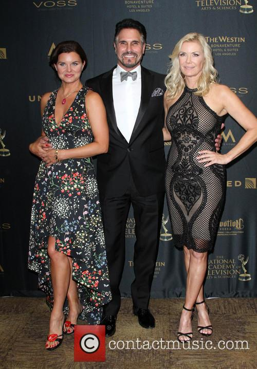 Heather Tom, Don Diamont and Katherine Kelly Lang 1