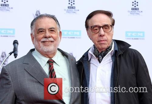 Francis Ford Coppola and Peter Bogdanovich