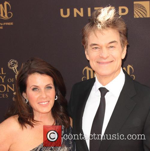 Liza Oz and Dr. Mehmet Oz 3