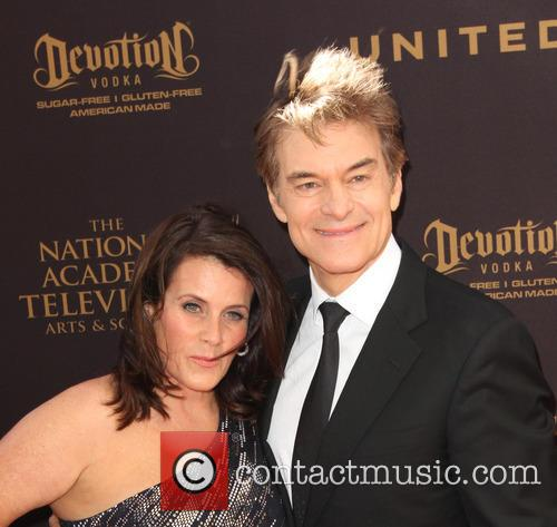 Liza Oz and Dr. Mehmet Oz 4