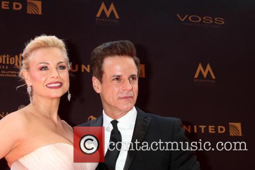 Christian Leblanc and Jessica Collins