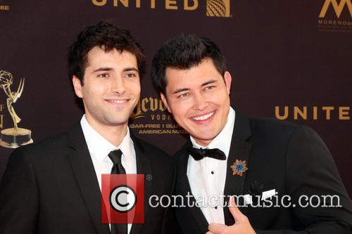 Freddie Smith and Christopher Sean 2