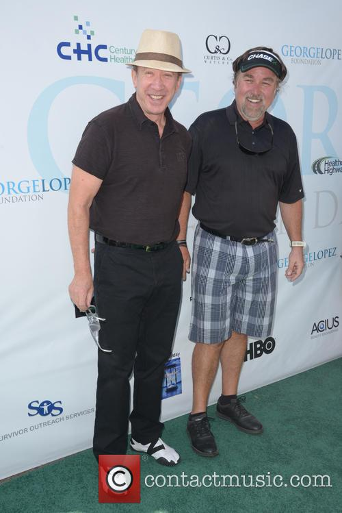 Tim Allen and Richard Karn
