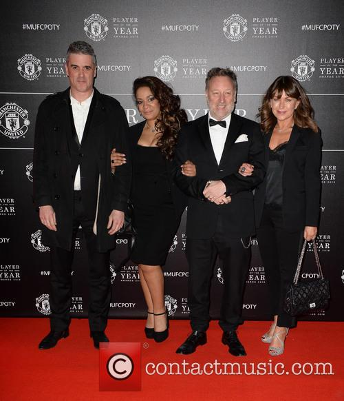Rowetta, Peter Hook and Rowetta Idah