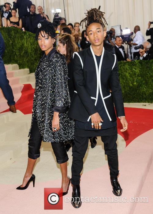 Willow Smith and Jaden Smith 1