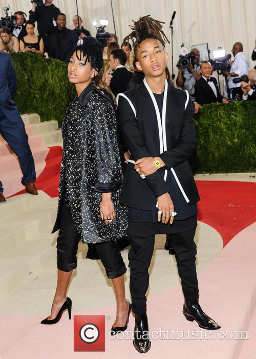 Willow Smith and Jaden Smith 2