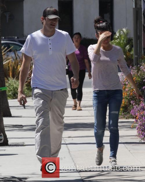 Mila Kunis and Ashton Kutcher 5