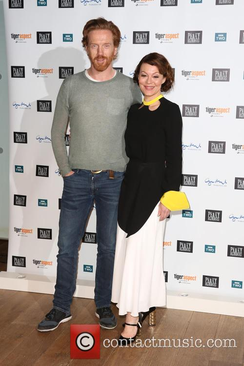 Damian Lewis and Helen Mccrory 4