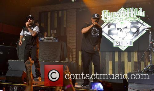 Cypress Hill, B-real and Sen Dog 1