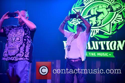Cypress Hill and Tito Fuentes Jr. 7