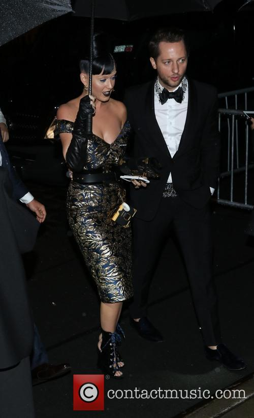 Katy Perry and Derek Blasberg 1
