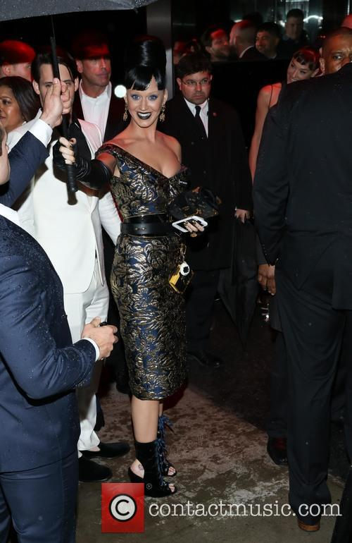 Katy Perry and Derek Blasberg 4