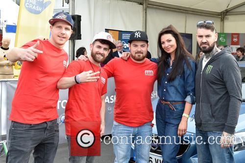 London Motor Show, Boxed Beats, Shane Lynch, Tori Campbell, Men and Motors