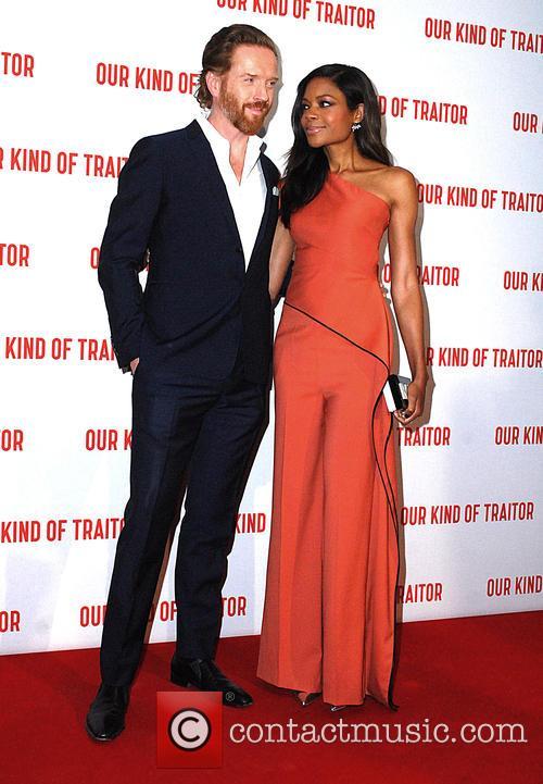 Damian Lewis and Naomi Harris 3