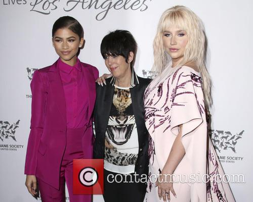 Zendaya Coleman, Diane Warren and Kesha 5
