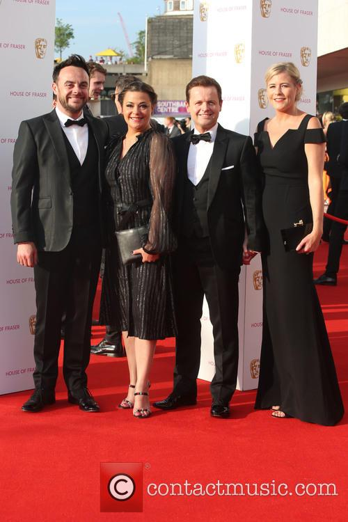 Anthony Mcpartlin, Declan Donnelly, Lisa Armstrong and Ali Astall 1