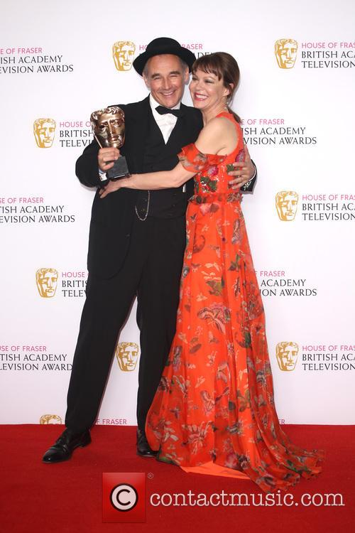 Mark Rylance and Helen Mccrory