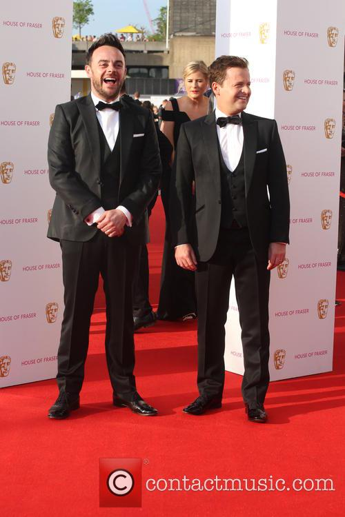 Ant, Dec, Anthony Mcpartlin and Declan Donnelly