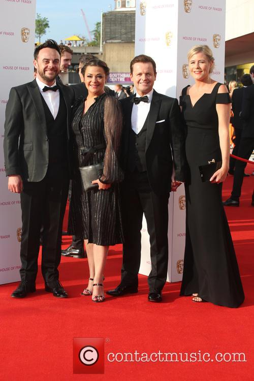 Ant, Dec, Anthony Mcpartlin, Lisa Armstrong, Declan Donnelly and Ali Astall 3