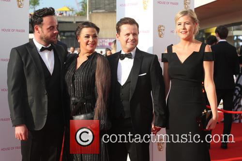 Ant, Dec, Anthony Mcpartlin, Lisa Armstrong, Declan Donnelly and Ali Astall 4