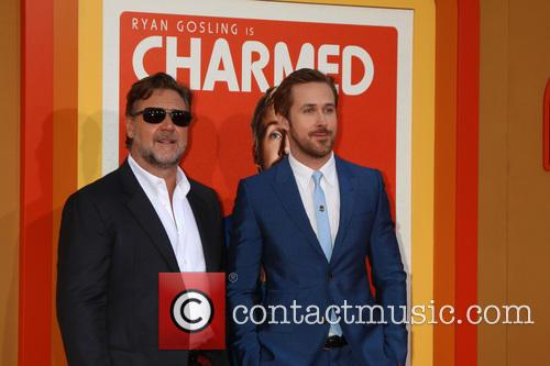 Russell Crowe and Ryan Gosling 6