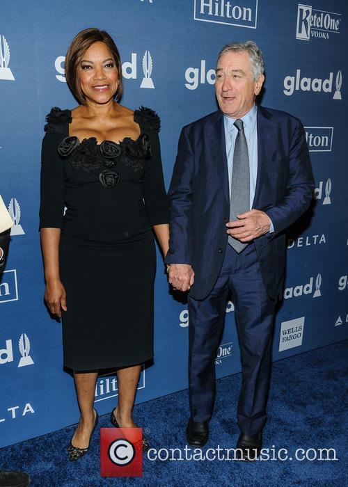 Grace Hightower and Robert De Niro 3