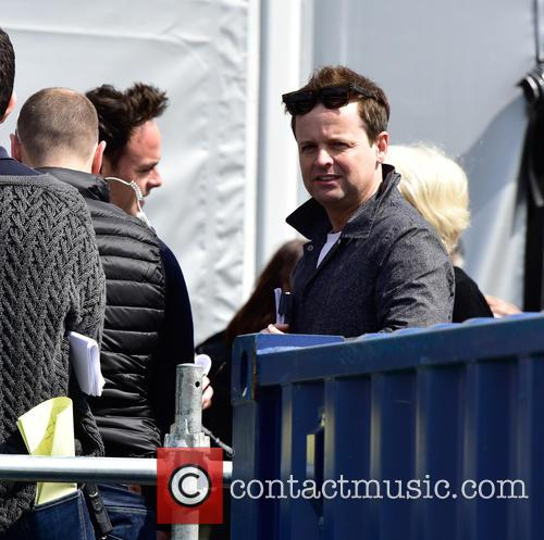 Anthony Mcpartlin, Declan Donnelly and Dame Helen Mirren 4