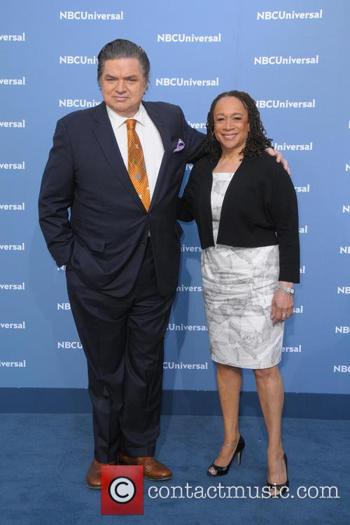 Oliver Platt and S. Epatha Merkerson
