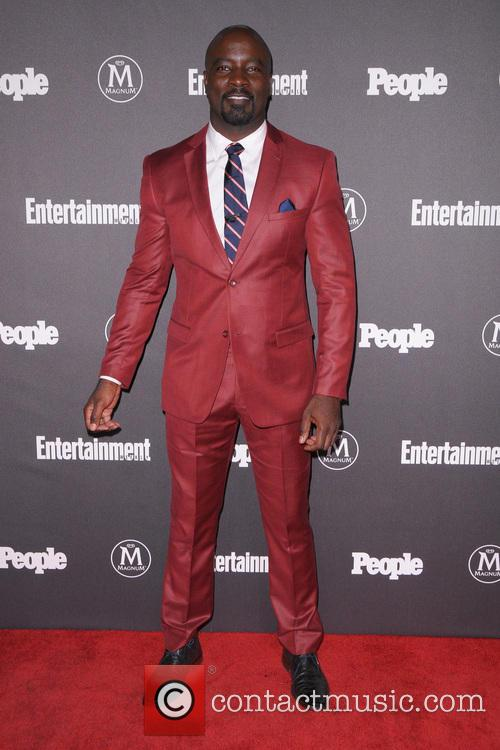 Entertainment Weekly and Mike Colter 5