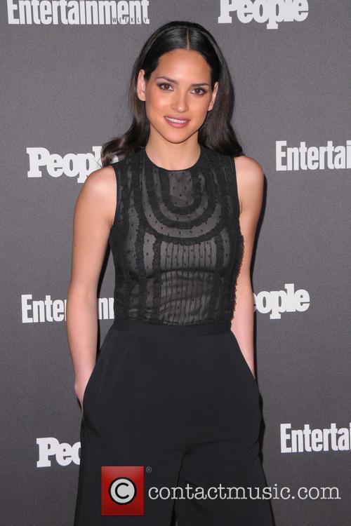 Entertainment Weekly and Adria Arjona 7