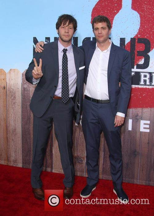 Ike Barinholtz and Nicholas Stoller