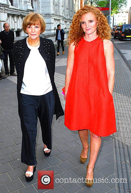 Anne Robinson and Emma Wilson 1