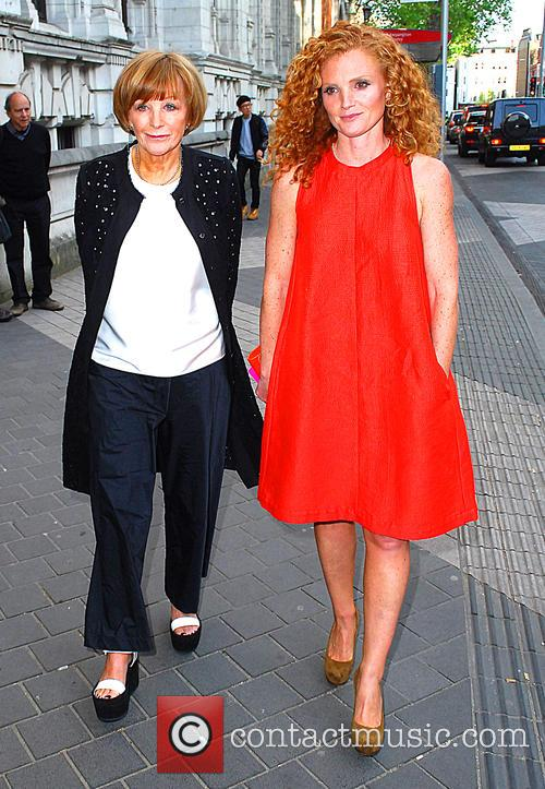 Anne Robinson and Emma Wilson 5