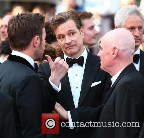 Colin Firth and Joel Edgerton 1