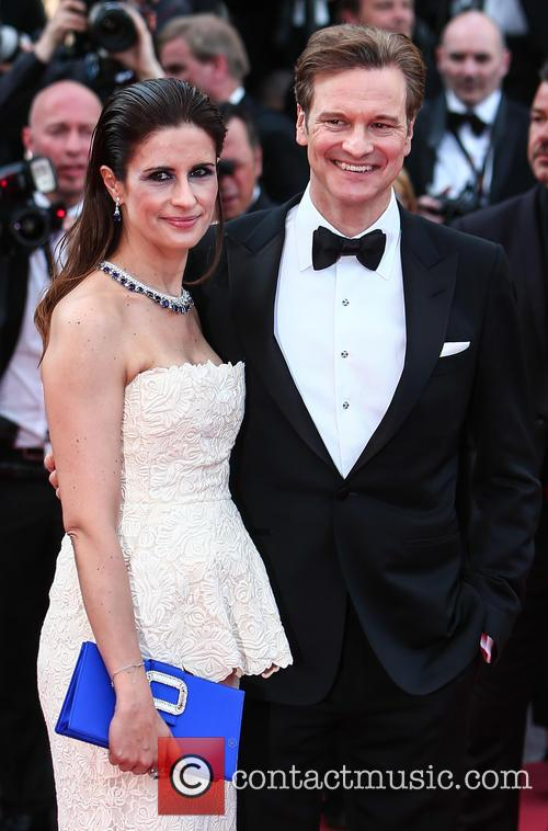 Colin Firth and Livia Giuggioli 8