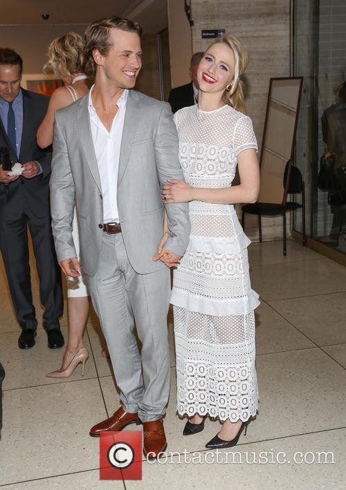 Freddie Stroma and Johanna Braddy 2