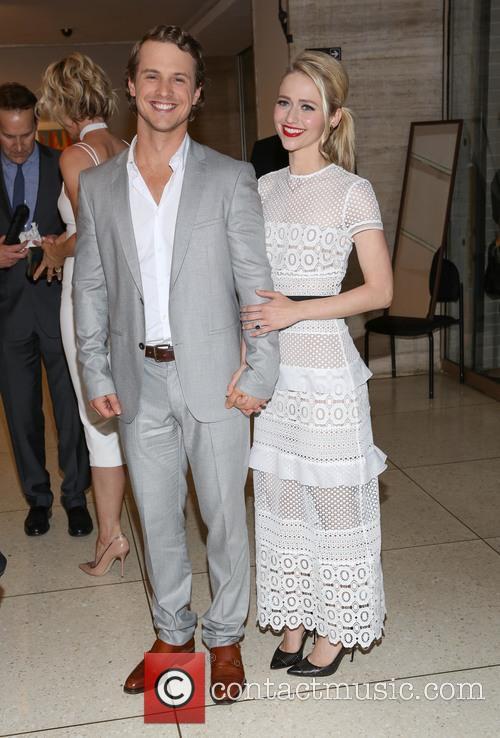 Freddie Stroma and Johanna Braddy 3