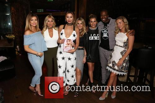 Ferne Mccann, Girls From Towie and Vas J Morgan 3
