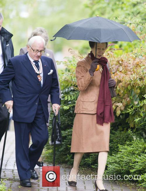Hrh Princess Royal and Princess Anne 1