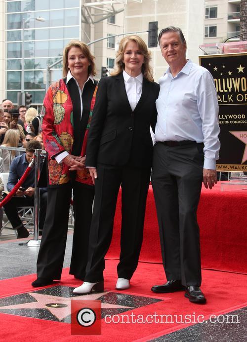 Andrea Hall, Deidre Hall and Thomas Gengler 1