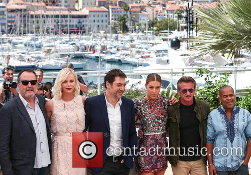 Jean Reno, Charlize Theron, Javier Bardem, Adele Exarchopoulos, Sean Penn, Zubin Cooper and Jared Harris
