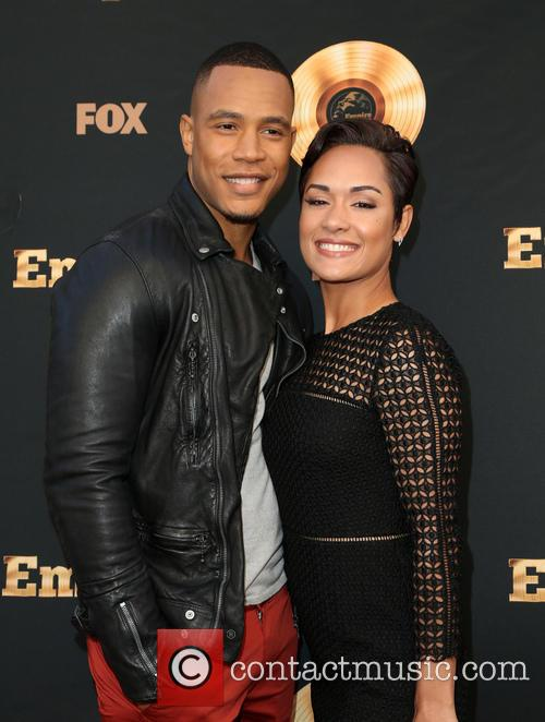 Trai Byers and Grace Gealey 2
