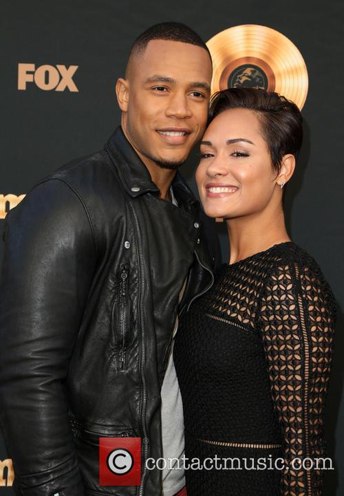 Trai Byers and Grace Gealey 3