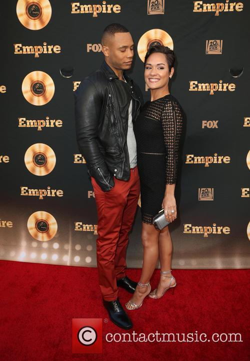 Trai Byers and Grace Gealey 4