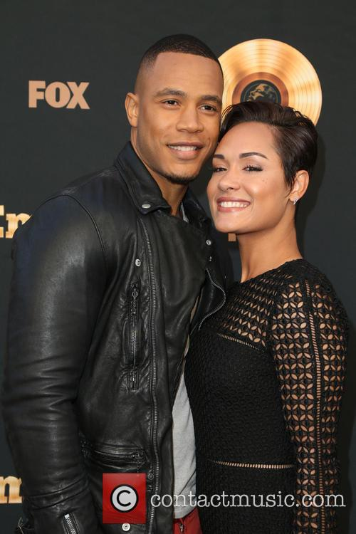 Trai Byers and Grace Gealey 8
